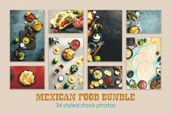 Mexican Food Bundle