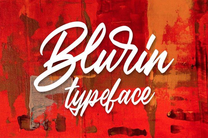 Blurin Script