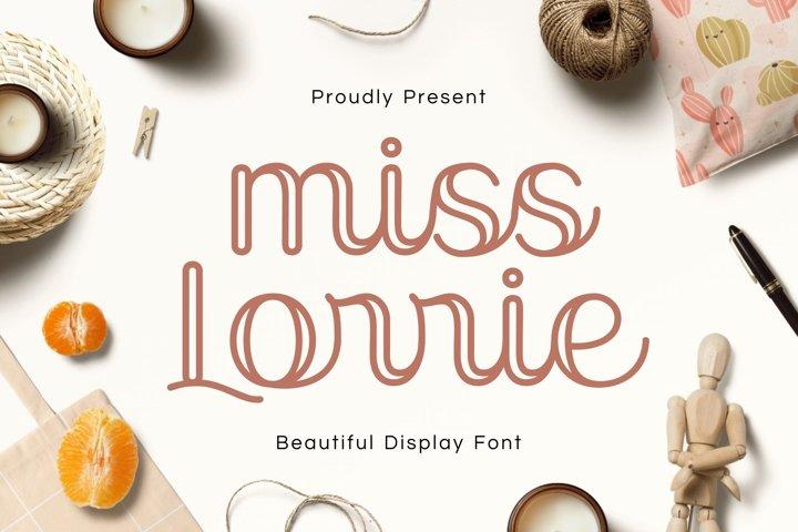 Miss Lorrie