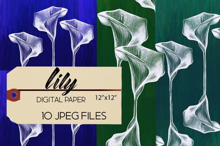 Lily Digital Paper