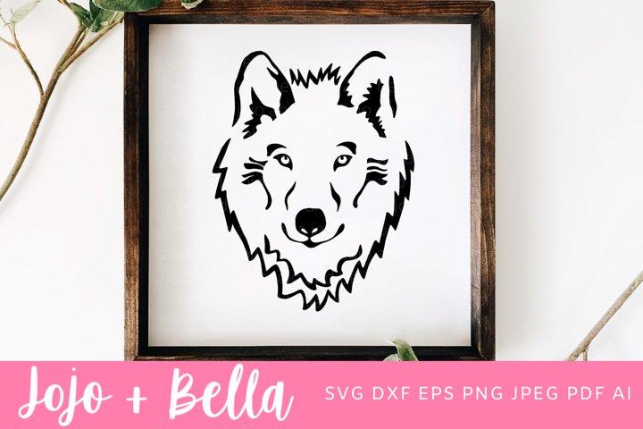 Wolf Svg | An Animal Svg File