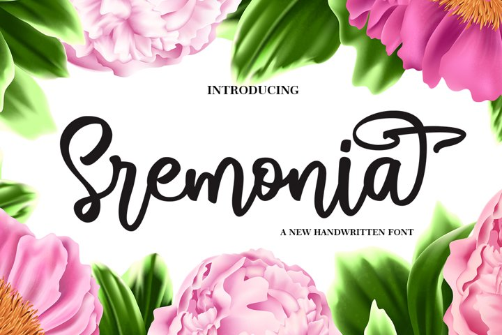 Sremonia - Handwritten