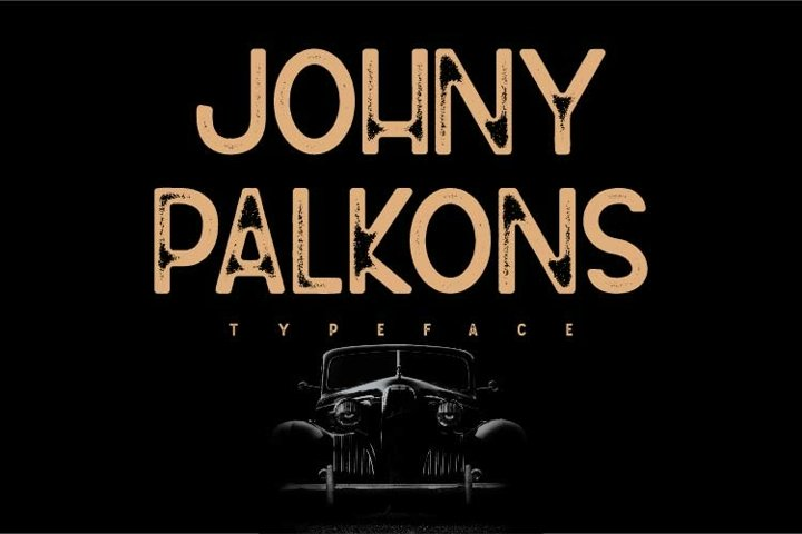 Johny Palkons