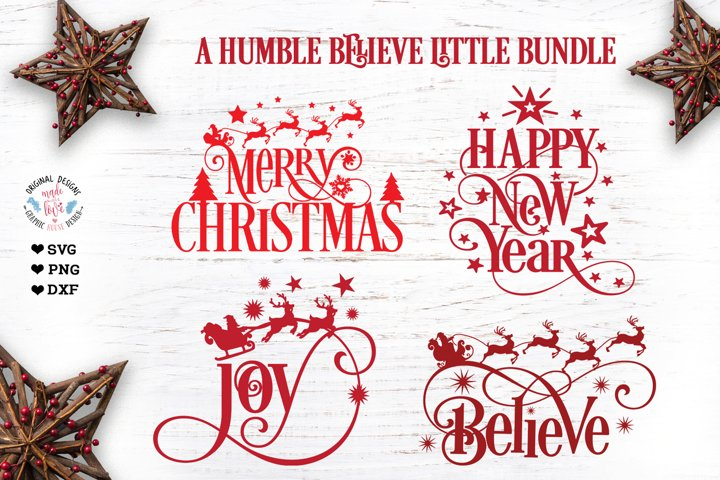 A humble Believe Little Christmas Bundle