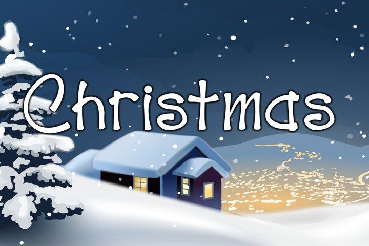 Christmas + Bonus Christmas Trees