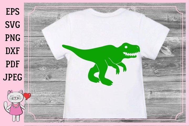 Dinosaur SVG tyrannosaurus rex svg t-rex