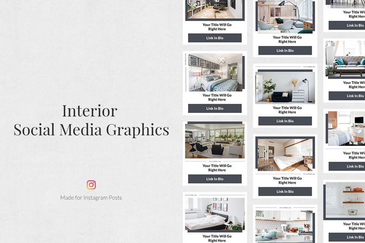 Interior Instagram Posts