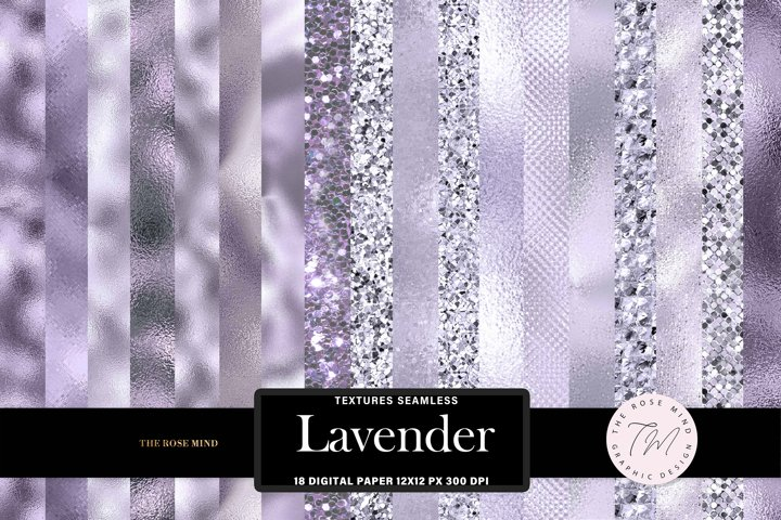 Lavender seamless texture,