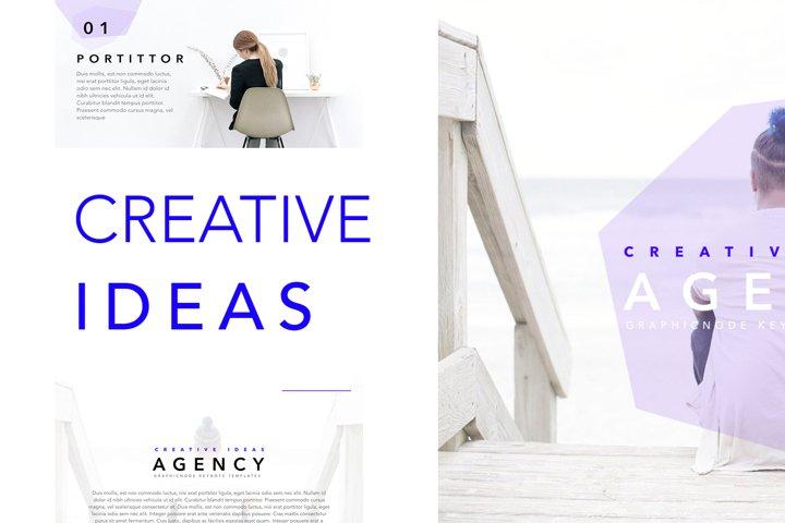 Creative Ideas Theme for Powerpoint