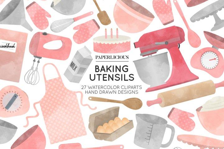 Baking Cliparts