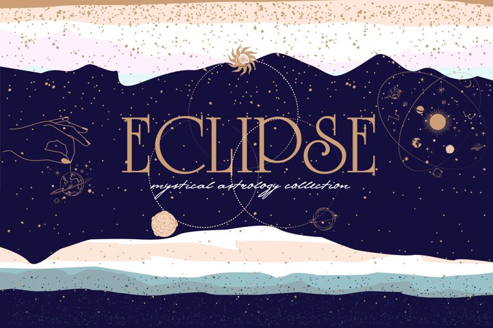 Eclipse / mystical & astrology