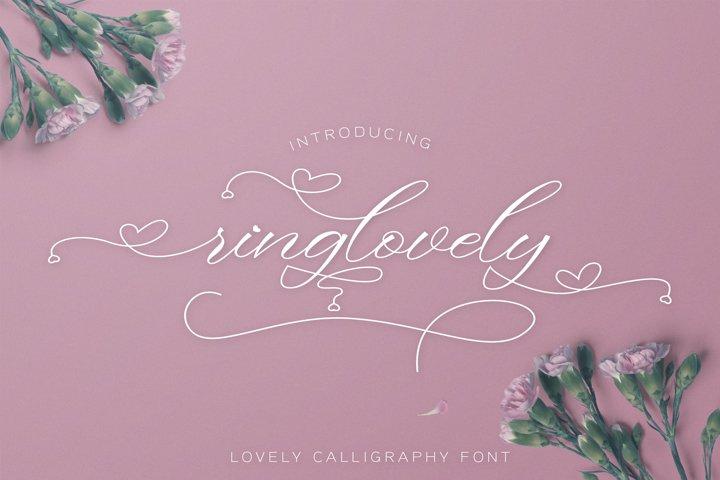 Ringlovely Beauty Script