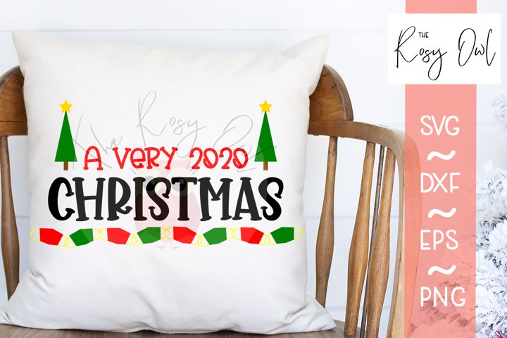 2020 Christmas SVG | 2020 Funny SVG