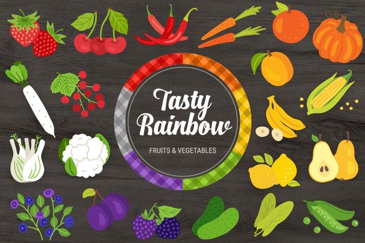 Tasty Rainbow & Bonus Patterns