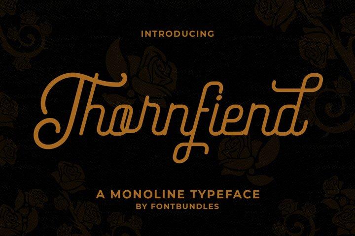 Thornfiend