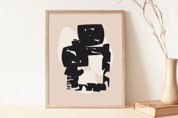 Nude Art Print Printable #03