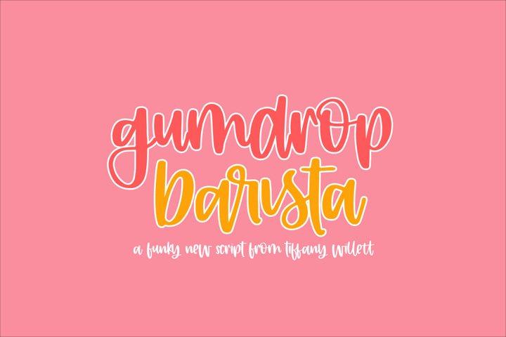 Gumdrop Barista