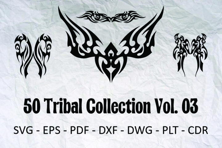 50 Tribal Collection Vol. 03