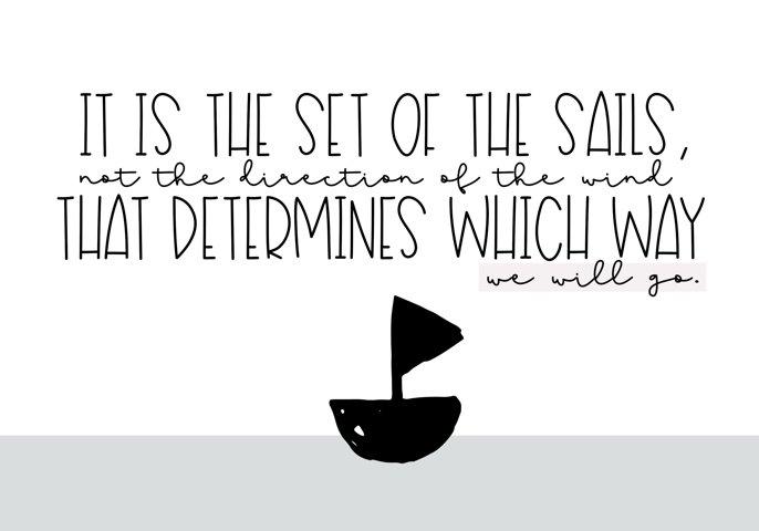 Sailboat - A Fun Handwritten Font - Free Font of The Week Design1