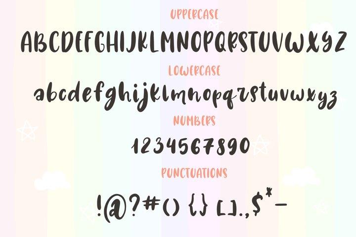 Unicorn Horn Font - Free Font of The Week Design4