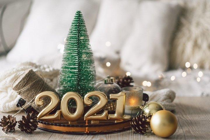 Happy New Years 2021