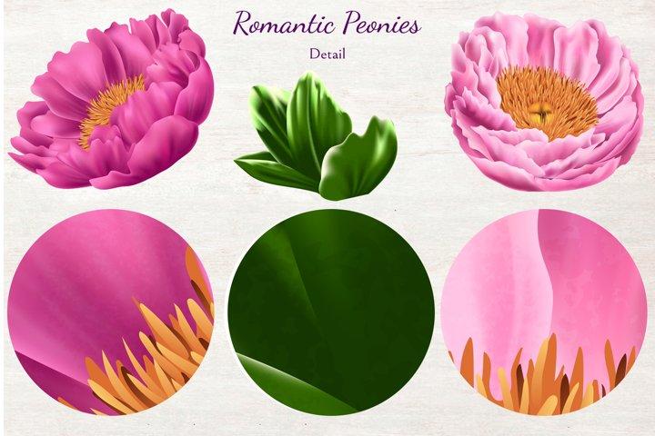 Romantic Peonies example 5