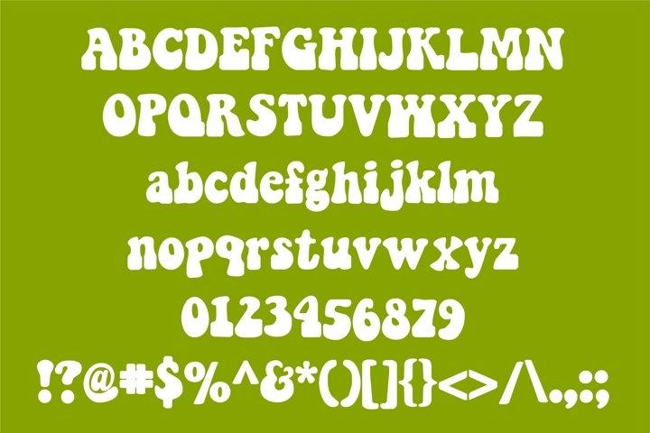 PN Boogie Woogie - Free Font Of The Week Design0
