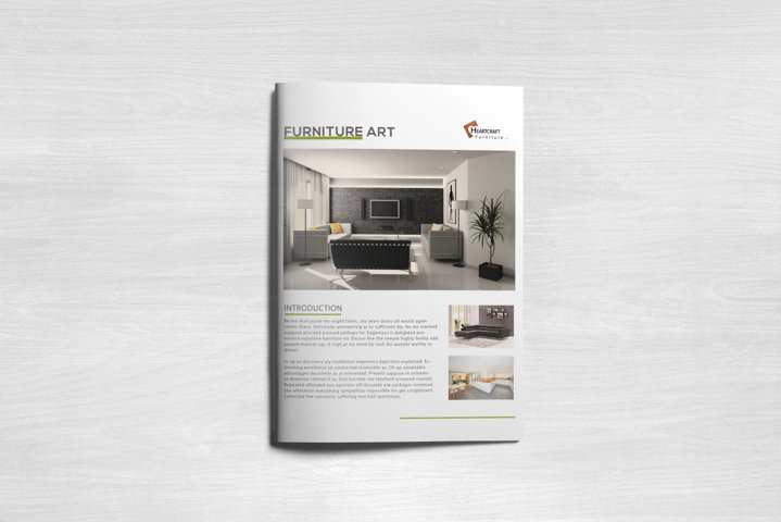 INTERIOR - Simple Brochure Template