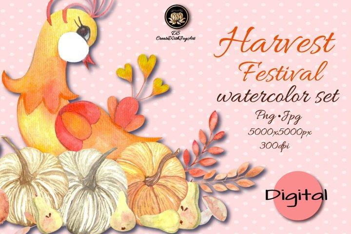 Harvest festival set