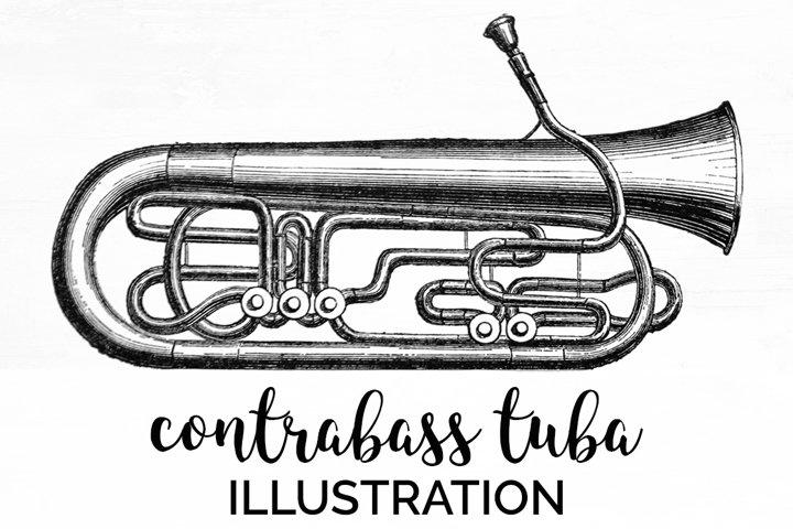 Tuba - Vintage Instruments Contrabass Tuba