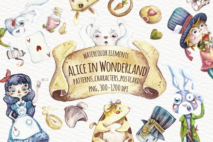 Watercolor Wonderland