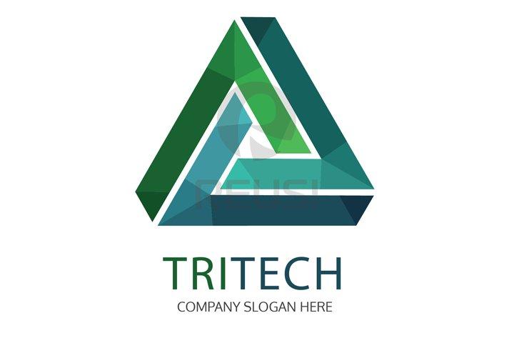 Tritech Logo Template