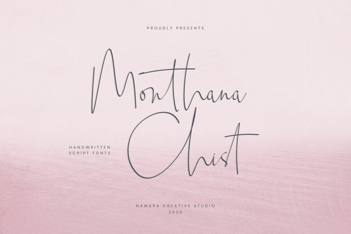 Monthana Chist