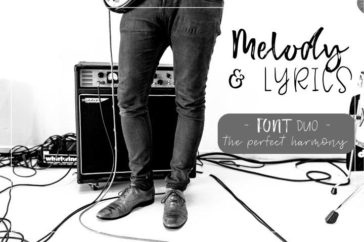 Melody & Lyrics