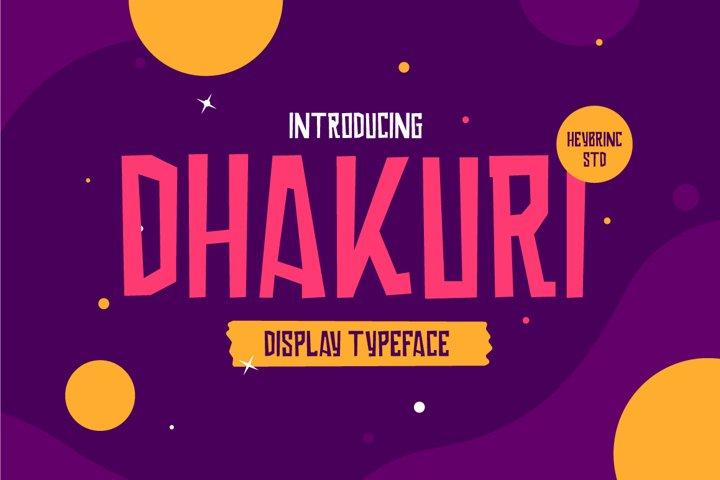 Dhakuri