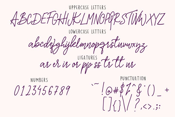 Hey Alice Font Duo - Free Font of The Week Design3