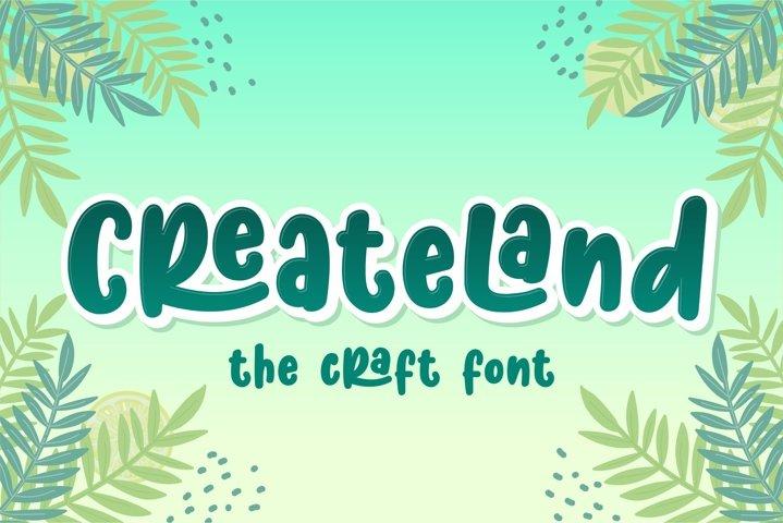 Creatland