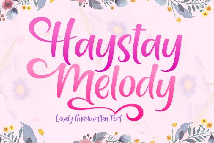 Haystay Melody