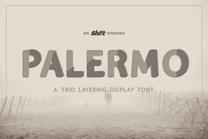 Palermo Typeface