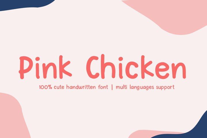 Pink Chicken