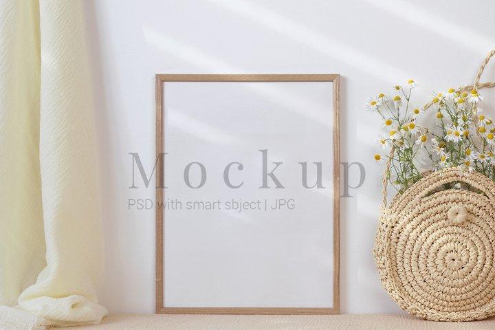 Photo Frame Mockup,Photoshop Mockup,PSD Mockup