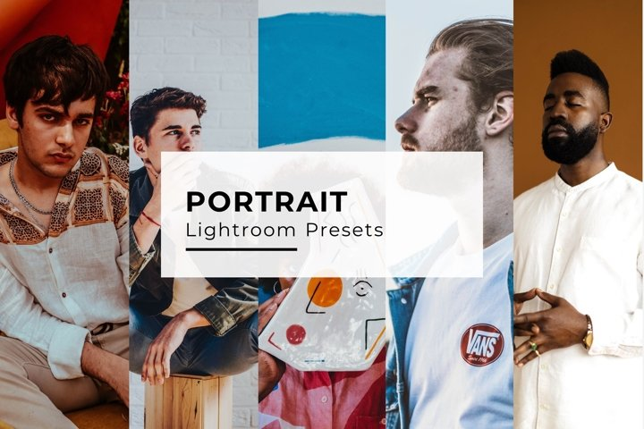 10 Portrait Lightroom Presets