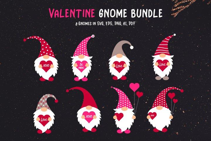 Valentine Gnome Mix and Match Bundle