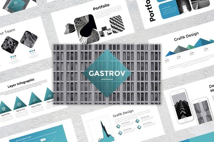 Presentation Templates - Gastrov