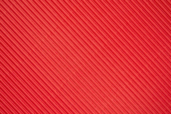 Red striped paper background