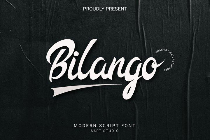 Bilango