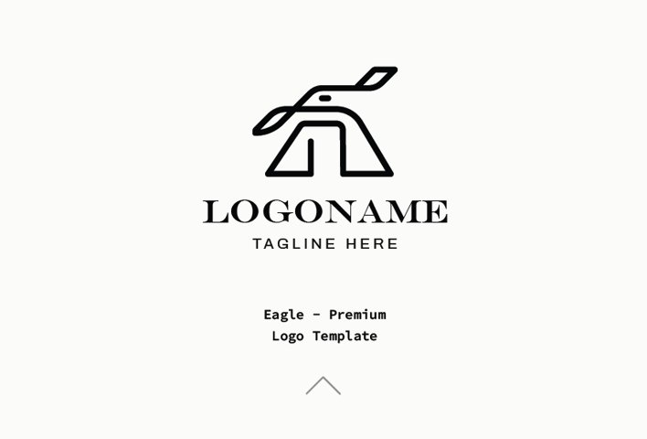 Eagle - Premium Logo Template