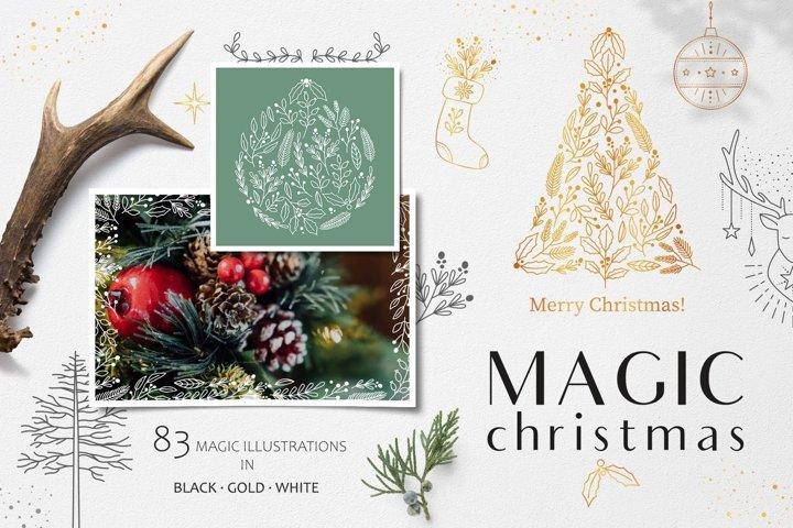 Magic Christmas collection
