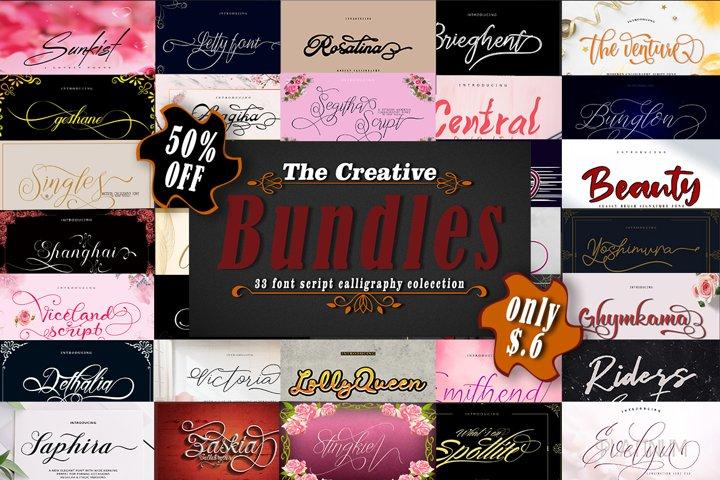 The Creative Bundles