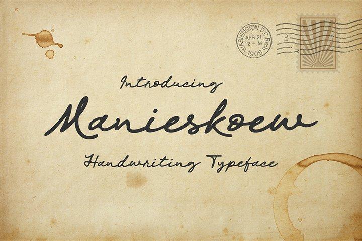 Manieskoew